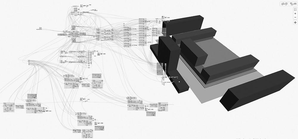 Revit Dynamo ile Vaziyet Planı Simülatörü