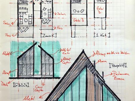 Villa İnşaatı Yapım Aşamaları - 3  [Elektrik ve Makine Mühendisliği Çözümleri]