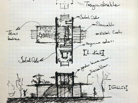 Villa Mimari Projesi Nasıl Hazırlanır - 1 [Mimar Seçimi ve Konsept Proje Süreci]
