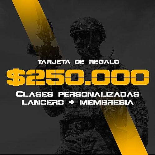 BONO REGALO 250000
