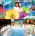 2019.4月26〜5月26_香港にて「Beauty Bloom花香遊藝園」会場装飾・ワークショップ担当