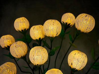 Paper Flower Exhibition 3