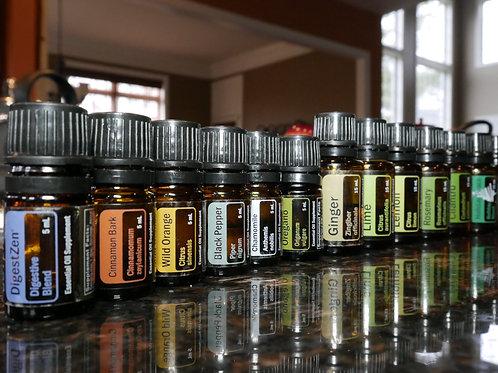 Custom Essential Oil Blend