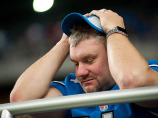 TTOTD: Lions Fans a Parallel Why Your Not Happy