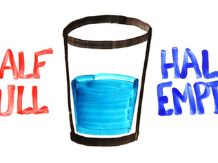 TTOTD: Glass half full or empty? Are You Always Wrong?