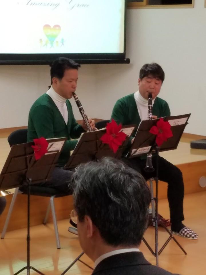 2019.12.8 クリスマスコンサート