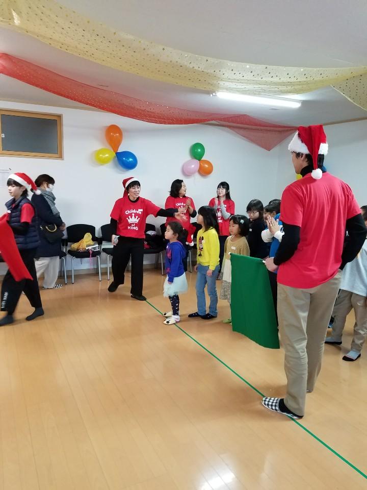 2019.12.7 子供クリスマス会