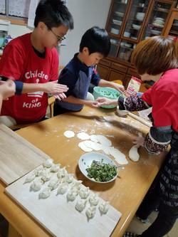 中国本場手作り餃子の日