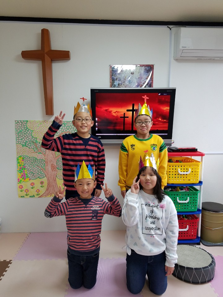 王冠完成☆