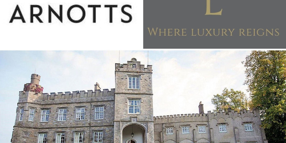 SOLD OUT! Dublin - Pre-Christmas Fashion Event at The Castle!