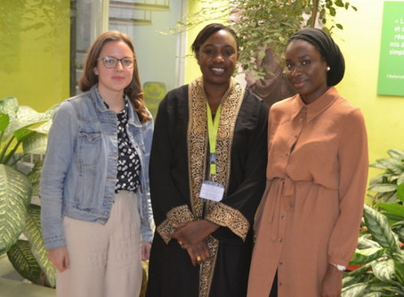 Meeting West African Feminist Activists