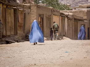 """WFI """"Waging Peace in Afghanistan"""""""