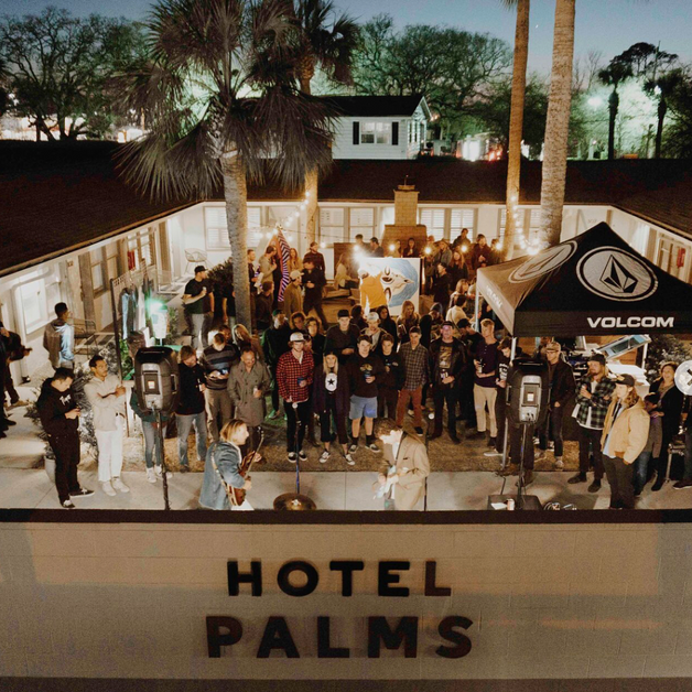Hotel Palms - Motor Court Hotel