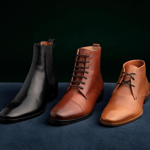 Wolf & Shepherd - Designer men's shoes