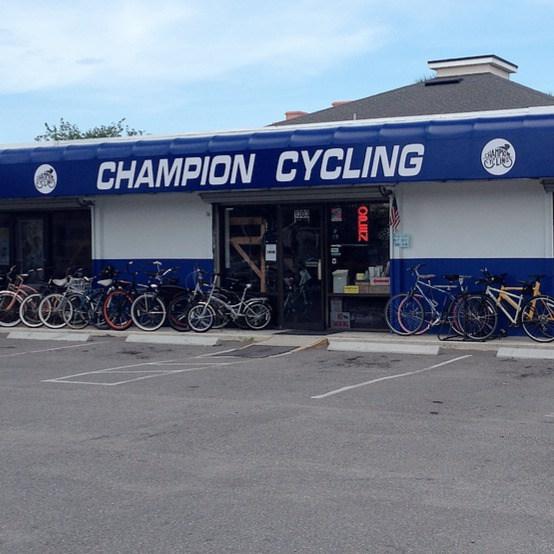 Champion Cycling - Cycling Shop Chain