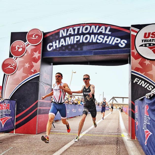 USA Triathlon - Collegiate Nationals Event