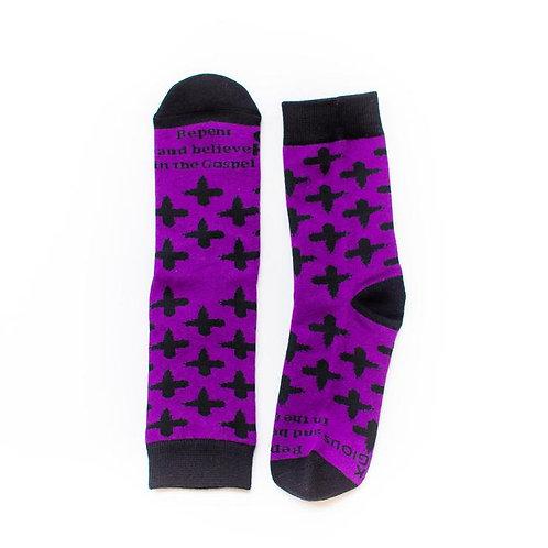 Lent Socks