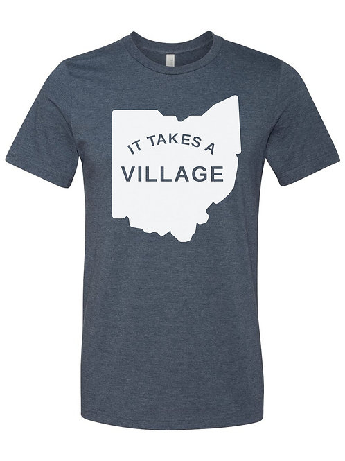 "T-Shirt Fundraiser ""It Takes A Village"""