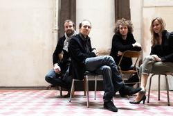 Quatuor Raphaël ©Amélie Baudry