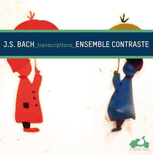 Bach transcriptions, Contraste