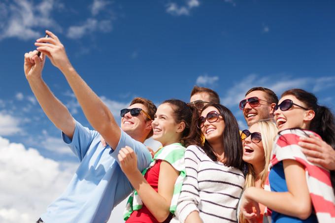 Selfie-Phocused                                                 or Are we having fun yet?