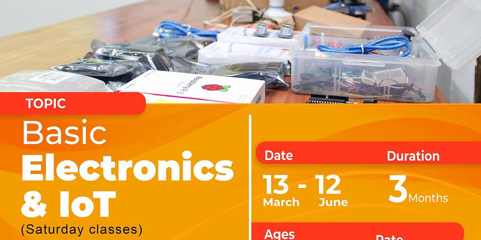 Basic Electronics & IoT