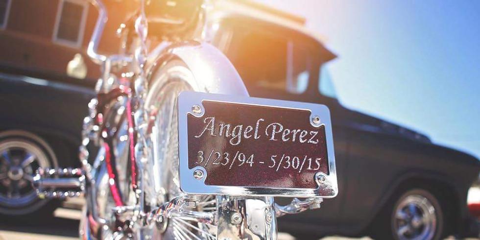 Angel Perez Wings of Hope