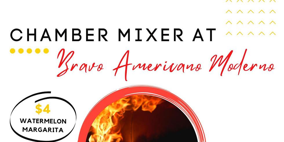 Chamber Mixer at Bravo