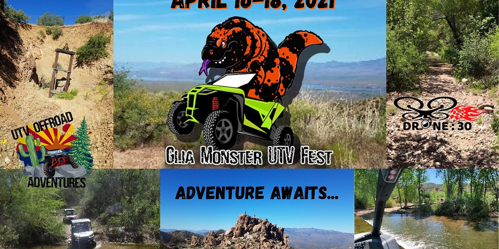 Gila Monster UTV Fest
