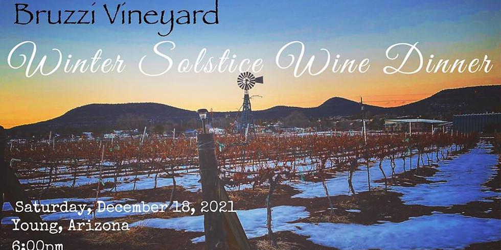 Winter Solstice Wine Dinner