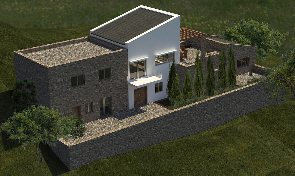 Vacation home proposal in Cyprus