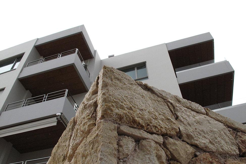Apartment building in Helliniko