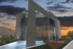 Βιοκλιματικη μονοκατοικια στο Λαγονησι