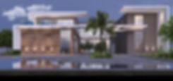 Αρχιτεκτονικη προταση κατοικιας στο Λαγονησι.