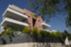 Apartment complex in Marousi