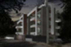 Apartment building Papagou