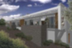 Εξοχικη κατοικια με μοντερνα στοιχεια στο Γραμματικο