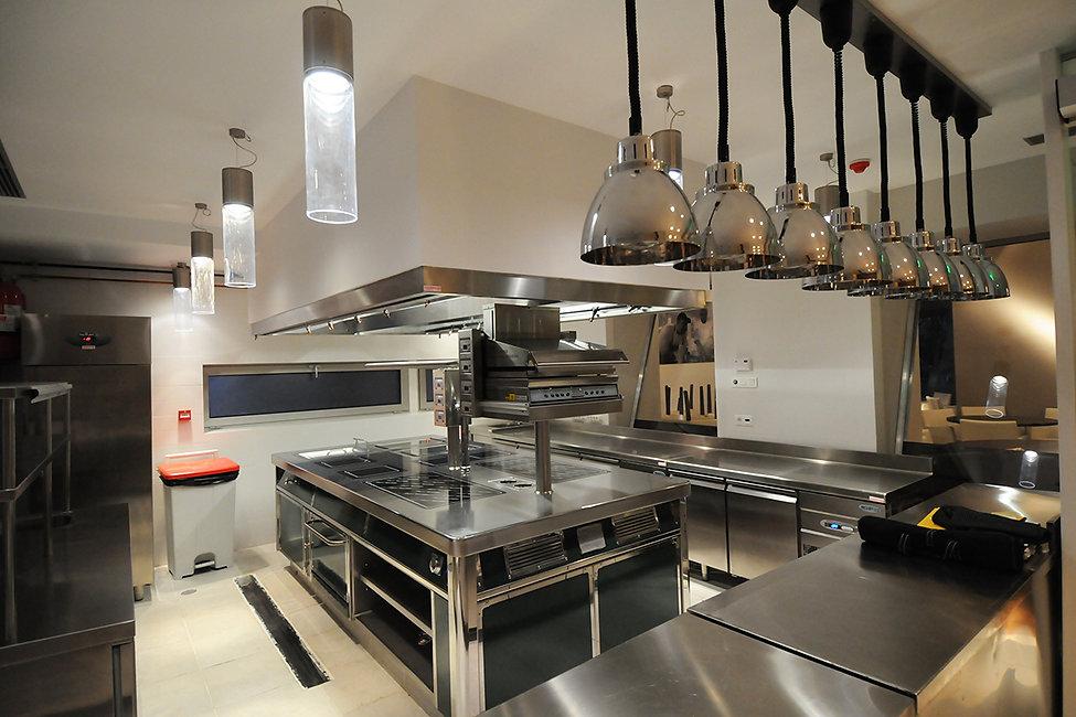 Σχεδιασμος κουζινας εστιατοριου Botrini's