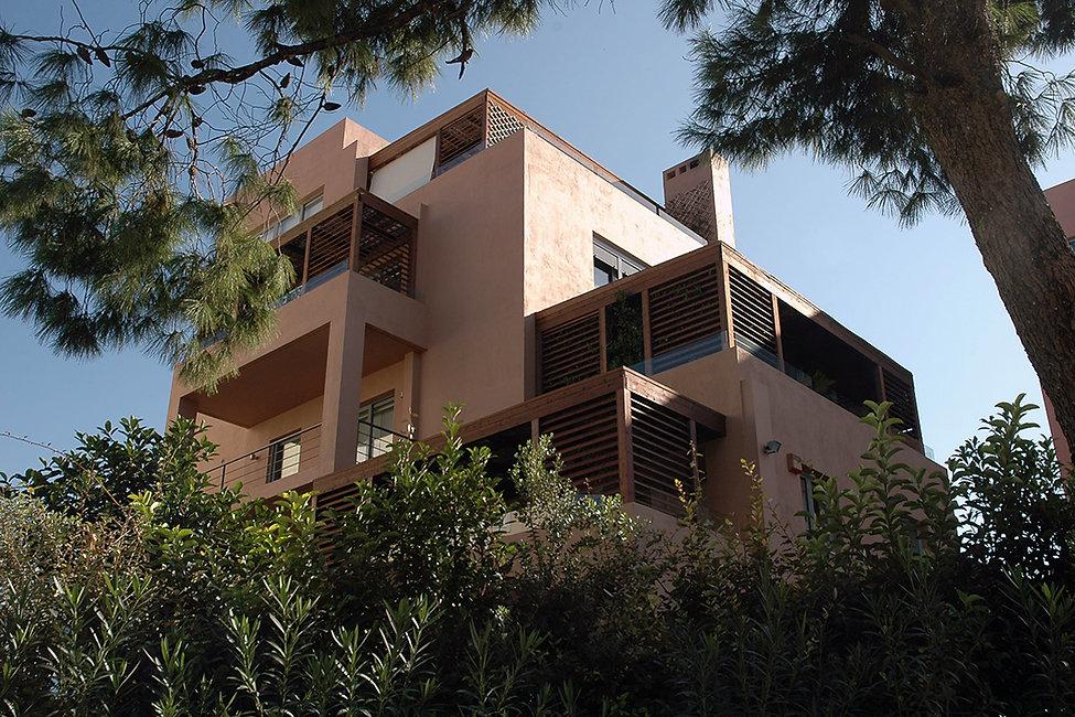 Residential housing complex in Glyfada