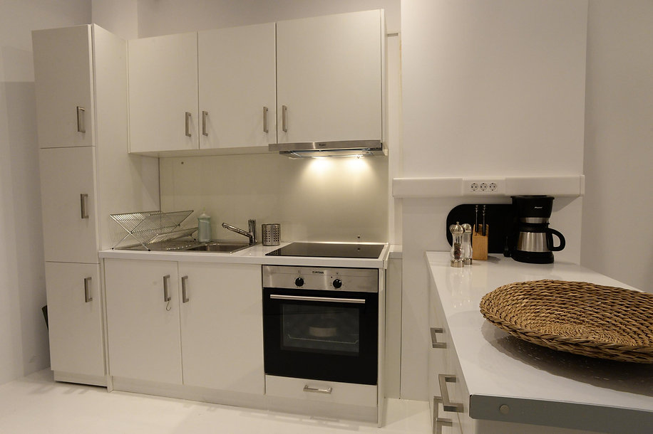 Kitchenette for an airbnb convesion