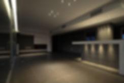 Studio flat renovation with an open plan kitchen bar