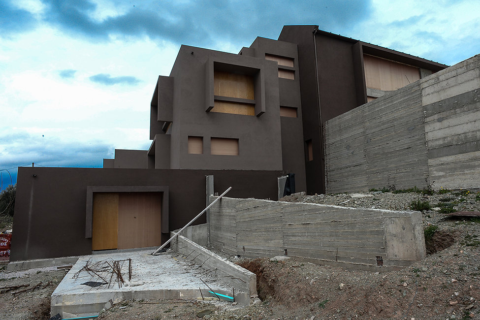 Office building design in Paiania Greece