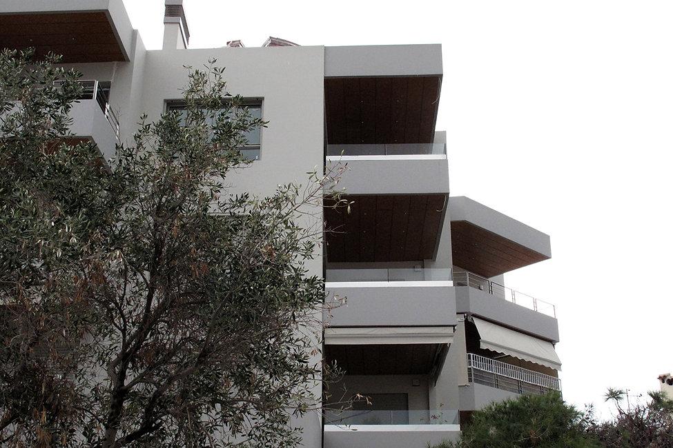 Συγκροτημα κατοικιων στο Ελληνικο