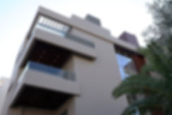 Apartment complex in Glyfada