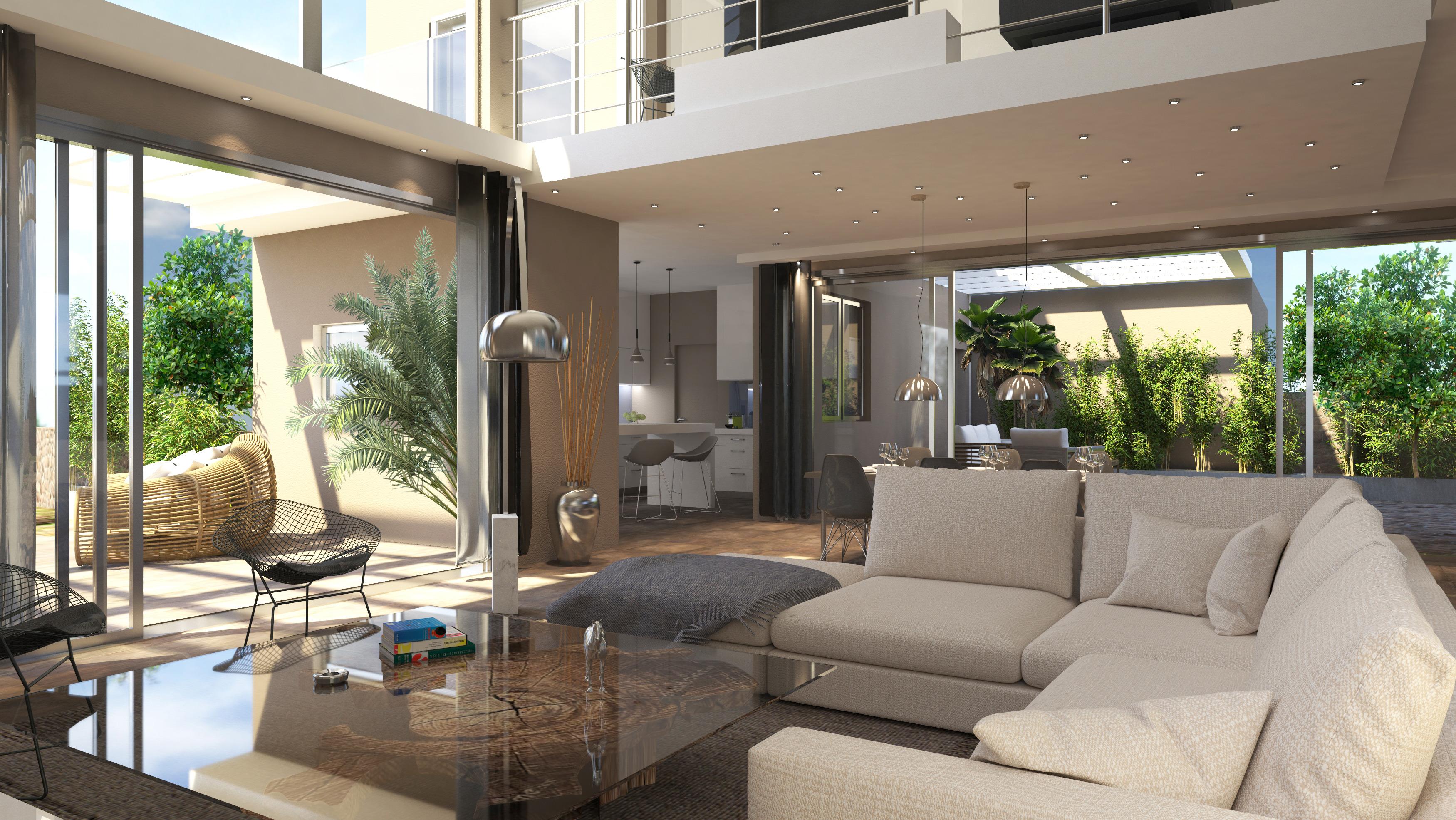 Private residence in Vari