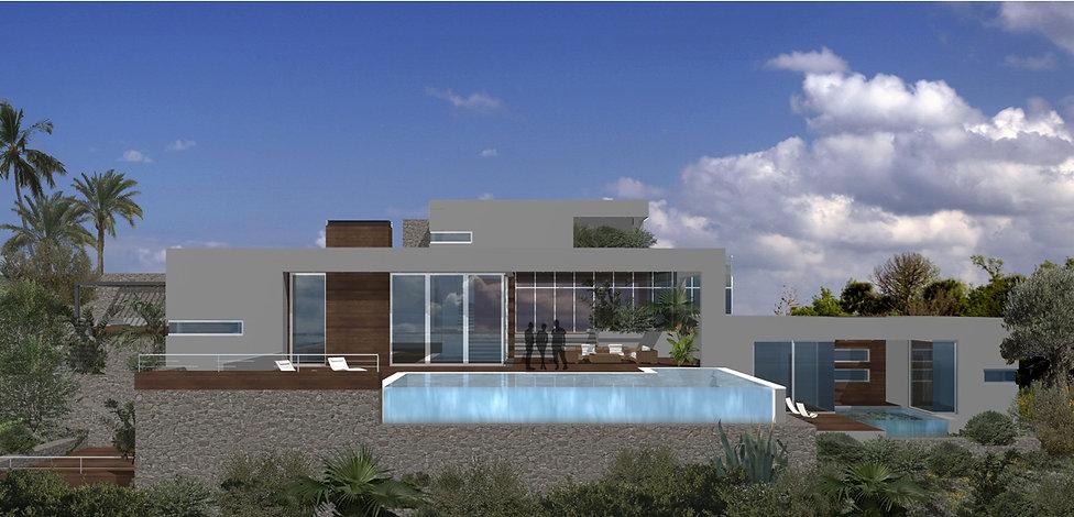 Σχεδιαστικη προταση κατοικιας