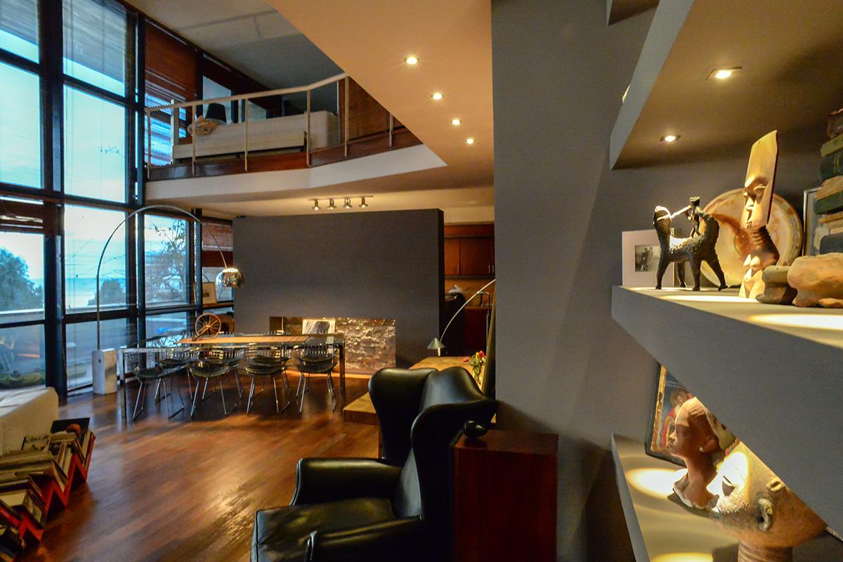 Penthouse interior architecture