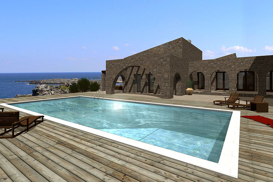 Country house proposal in Chania Crete