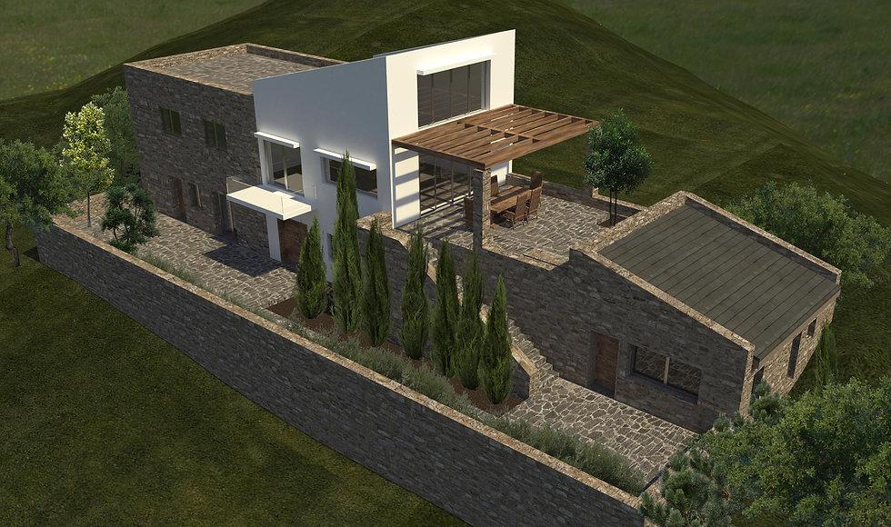 Προταση εξοχικης κατοικιας στην Κυπρο