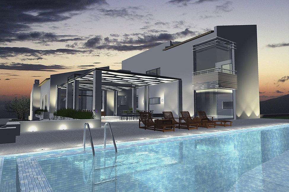 Private residence in Marousi